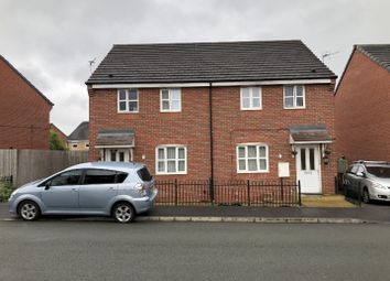 Thumbnail 3 bed semi-detached house for sale in Peacock Grove, Gorton, Manchester