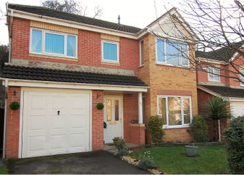 Thumbnail 4 bed detached house for sale in Eccles Way, Nottingham