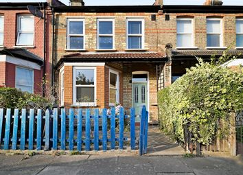 Thumbnail 3 bedroom terraced house for sale in Saxon Road, London