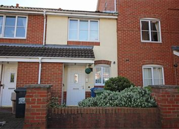 Thumbnail 2 bed terraced house for sale in Cygnet Drive, Tamworth, Staffordshire