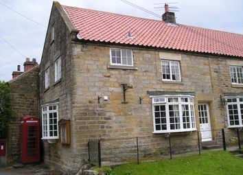 Thumbnail 1 bed cottage to rent in Low Street, Lastingham York