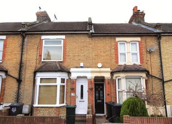 Thumbnail 3 bedroom terraced house to rent in Eglinton Road, Swanscombe
