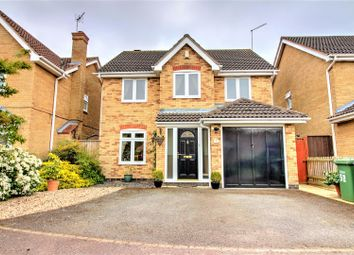 Thumbnail 4 bed detached house for sale in Church View, Northborough, Peterborough