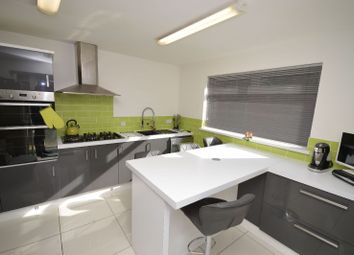 Thumbnail 5 bed detached house for sale in Stevenson Gardens, Cosby, Leicester