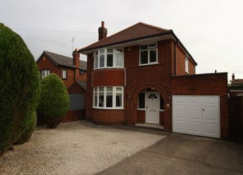 Thumbnail 3 bed detached house for sale in Boggs Cottages, Lindhurst Lane, Mansfield
