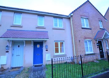 Thumbnail 2 bed terraced house for sale in Kingfisher Road, North Cornelly, Bridgend