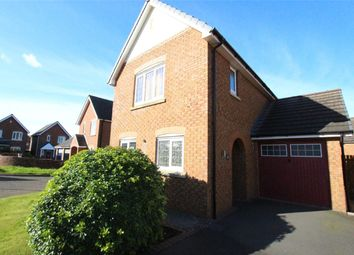 Thumbnail 3 bed detached house for sale in 18 Whinnie House Park, Carlisle, Cumbria