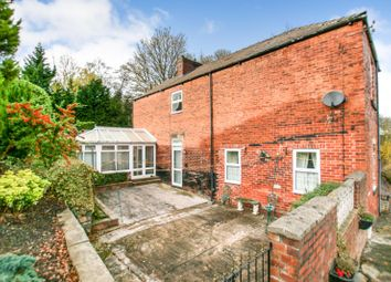 Thumbnail 3 bed detached house for sale in Station Hill, Main Road, Unstone Village, Derbyshire