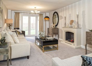 "Thumbnail 5 bed detached house for sale in ""Emerson"" at Blackberry, London Road, Cirencester"
