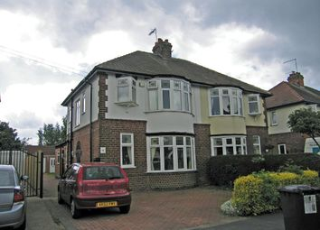 Thumbnail 3 bedroom semi-detached house to rent in Southern Drive, Anlaby High Road, Hull