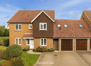Thumbnail 5 bedroom detached house to rent in Ivory Close, St Albans, Hertfordshire