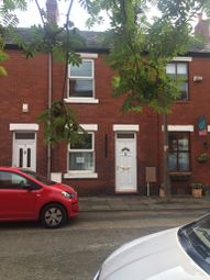 Thumbnail 2 bed terraced house to rent in Ernest Street, Cheadle, Cheshire