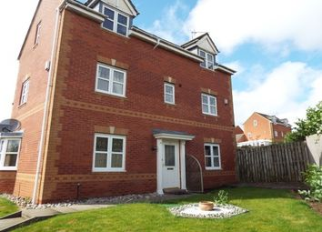 Thumbnail 4 bed detached house to rent in Impey Close, Thorpe Astley