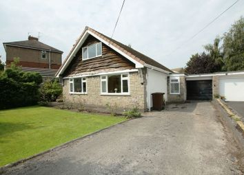 Thumbnail 3 bed detached bungalow for sale in Halls Road, Gillow Heath, Biddulph