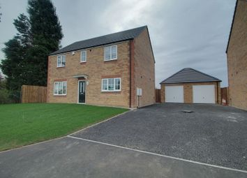 Thumbnail 4 bed detached house for sale in Plot 8 Hollow Road, Ramsey Forty Foot, Huntingdon