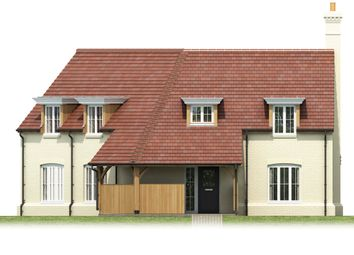 Thumbnail 3 bedroom cottage for sale in (43) 28 Polo Drive, Cawston, Rugby, Warwickshire