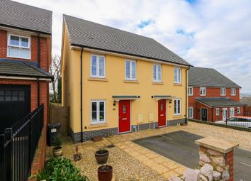 2 bed semi-detached house for sale in Hockmore Drive, Newton Abbot TQ12