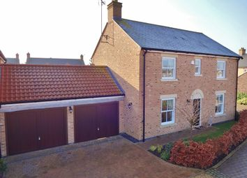 Thumbnail 4 bed link-detached house for sale in Manor Place, Colne, Huntingdon