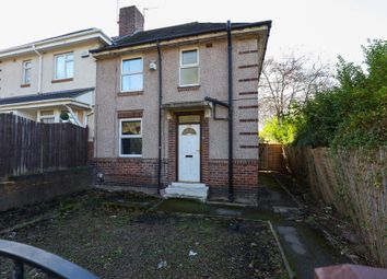 Thumbnail 2 bedroom semi-detached house for sale in East Bank Road, Sheffield