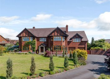 Thumbnail 5 bed detached house for sale in Falkland Road, Dorrington, Shrewsbury