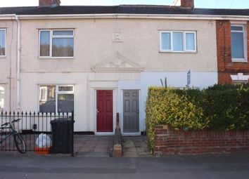 Thumbnail 2 bed terraced house for sale in Cheney Manor Road, Swindon, Wiltshire