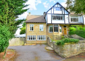 Thumbnail 6 bed semi-detached house for sale in Burn Bridge Road, Burn Bridge, Harrogate