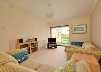 Thumbnail 2 bed semi-detached house for sale in Highfield Close, Pembury, Tunbridge Wells, Kent