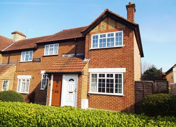 Thumbnail 2 bed maisonette for sale in Beynon Road, Carshalton
