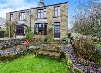 Thumbnail 4 bed semi-detached house for sale in Parke Road, Tideswell, Buxton