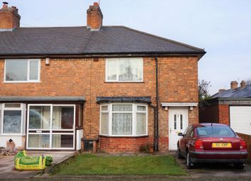 Thumbnail 3 bedroom terraced house for sale in Ilford Road, Erdington, Birmingham