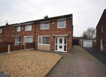 Thumbnail 3 bed semi-detached house for sale in Lourdes Avenue, Lostock Hall, Preston