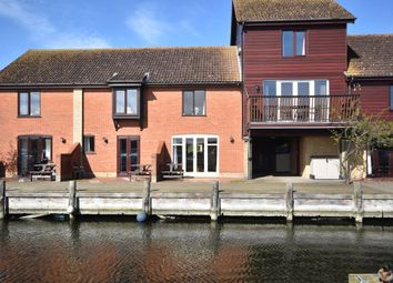 Thumbnail 2 bed town house for sale in Ferry Marina, Horning