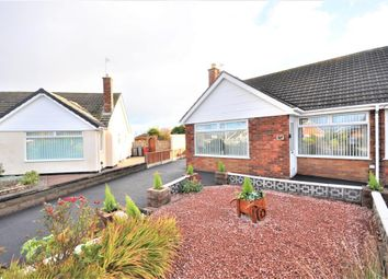 Thumbnail 2 bed semi-detached bungalow for sale in Frinton Grove, Bispham, Blackpool, Lancashire