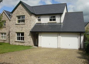 Thumbnail 5 bed detached house for sale in Blencathra Gardens, Kendal, Cumbria