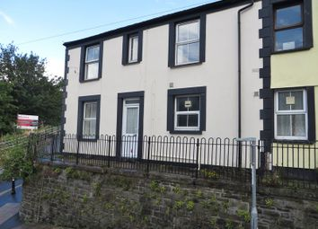 Thumbnail 2 bed semi-detached house for sale in Chapel Street, Abertillery