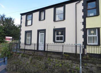 Thumbnail 2 bedroom semi-detached house for sale in Chapel Street, Abertillery