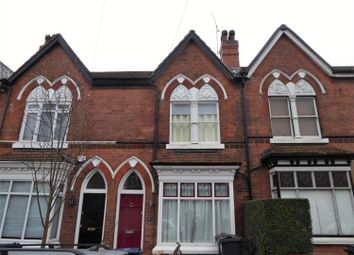 4 bed terraced house for sale in First Avenue, Selly Park, Birmingham B29