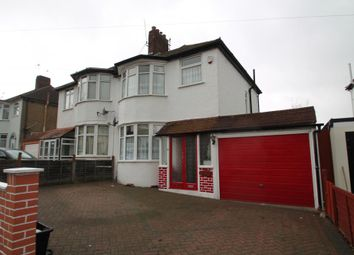 Thumbnail 3 bed semi-detached house for sale in Dovedale Avenue, Clayhall
