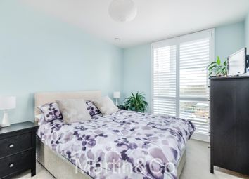 Thumbnail 2 bed flat for sale in London Road, Hackbridge