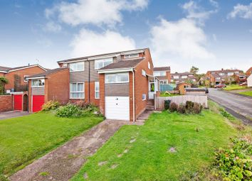Thumbnail 4 bed semi-detached house for sale in The Brendons, Sampford Peverell, Tiverton
