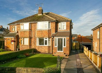Thumbnail 3 bed semi-detached house for sale in Kingsley Close, Harrogate, North Yorkshire