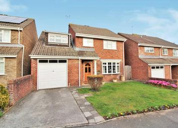 Thumbnail 4 bed detached house for sale in Elizabeth Close, Thornbury