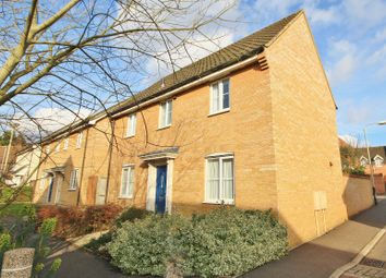 Thumbnail 3 bed property to rent in Draper Way, Three Score, Norwich
