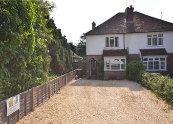 Thumbnail 3 bed semi-detached house for sale in Frimley Road, Camberley, Surrey