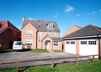 Thumbnail 5 bedroom detached house for sale in Rosyth Crescent, Chellaston