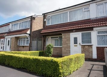 Thumbnail 3 bed end terrace house for sale in Locking Croft, Castle Vale, Birmingham