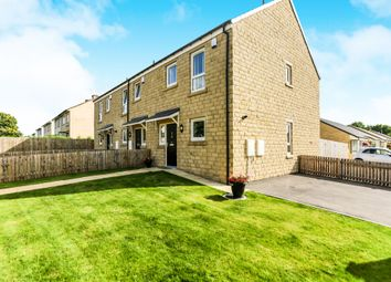 Thumbnail 3 bed town house for sale in Thurnscoe Bridge Lane, Thurnscoe, Rotherham