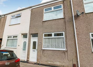 3 bed terraced house for sale in Roberts Street, Grimsby DN32