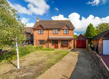 Abbots Way, Netley Abbey SO31. 4 bed detached house