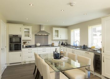 """Thumbnail 5 bedroom detached house for sale in """"Lichfield"""" at Station Road, Langford, Biggleswade"""